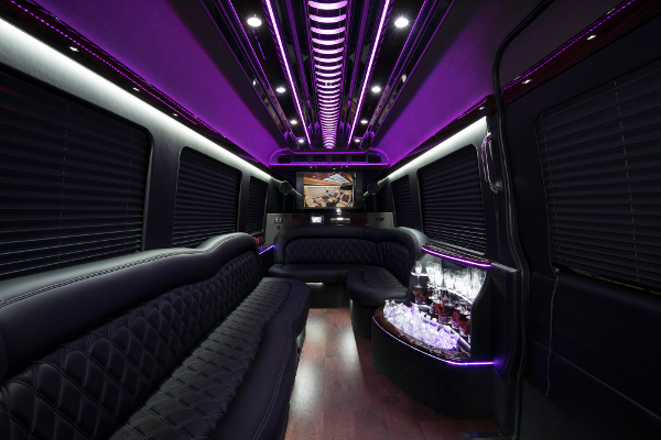 12 Passenger Party Buses Orlando