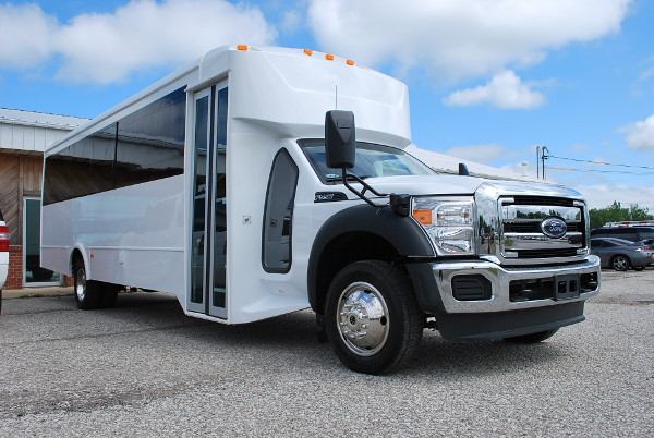 22 Passenger Party Bus Rental Orlando Florida