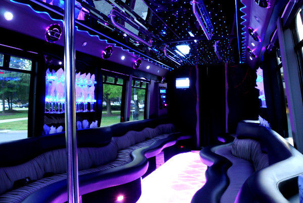 22 Seater Party Bus OrlandoFL