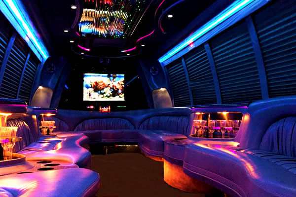 Orlando 18 Passenger Party Bus